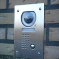 Aiphone intercom met camera
